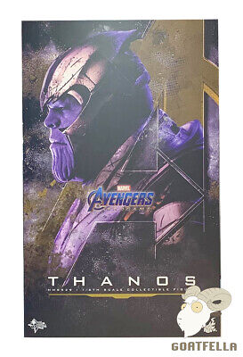 $ CDN432.89 • Buy Ready New Misb Authentic Hot Toys Avengers Endgame Thanos Mms529 415mm 1/6
