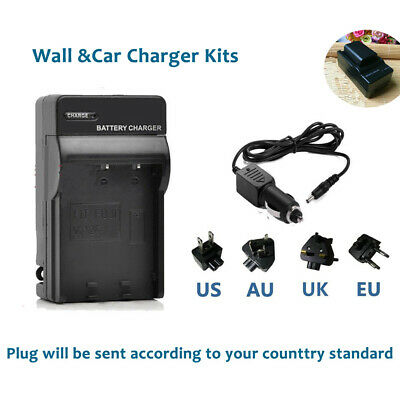 $ CDN9.57 • Buy NP-FW50 Battery Charger For Sony A6500 A6300 A6000 A5000 A7 II A7R A7S WALL&CAR