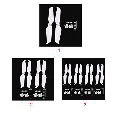 AU15.95 • Buy 9455S Noise Reduction Propellers For DJI Phantom 4/4 Pro Drone Blade NEW