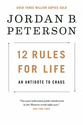 AU28.76 • Buy 12 Rules For Life By Peterson, Jordan B.
