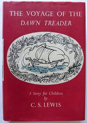 £60 • Buy C. S. Lewis , The Voyage Of The Dawn Treader , Third Edition , Bles , 1960