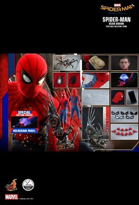 $ CDN884.19 • Buy Pre-order! Hot Toys QS015B HOMECOMING 1/4 SPIDER-MAN Deluxe Version Special