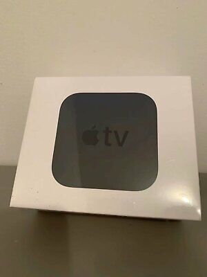 AU173.71 • Buy Apple TV (4th Generation) 32GB HD Media Streamer - Black (MR912LL/A)