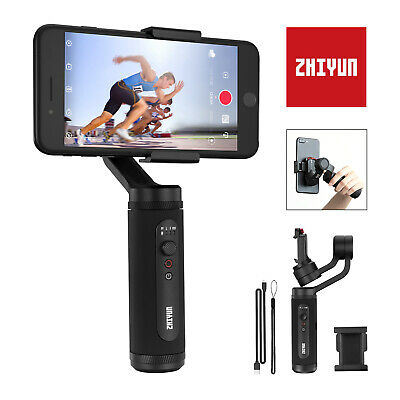£49.99 • Buy Zhiyun Smooth Q2 Gimbal Stabilizer 360° Rotation For Mobile Android & IOS To 260