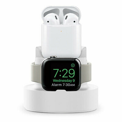 AU10.61 • Buy 3 In 1 Charging Dock Station For Iphone IWatch Air Pod Charge Base 4 3 2 StA^mx