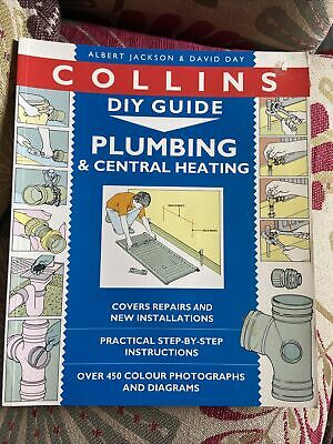 £4.60 • Buy Plumbing And Central Heating (Collins DIY Guides) By Albert Jackson, David Day