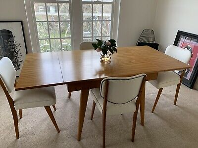 AU1500 • Buy Mid Century Modern Dining Table And Chairs