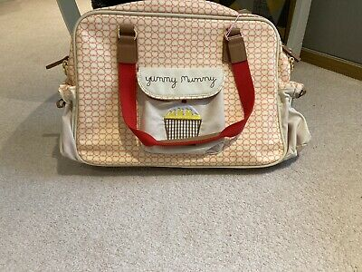 £39 • Buy Mothercare Pink Lining Yummy Mummy Changing Bag Without Mat Brand New With Tags