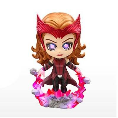 $ CDN60.62 • Buy Marvel Hot Toys WANDAVISION COSB851 Scarlet Witch Cosbaby New