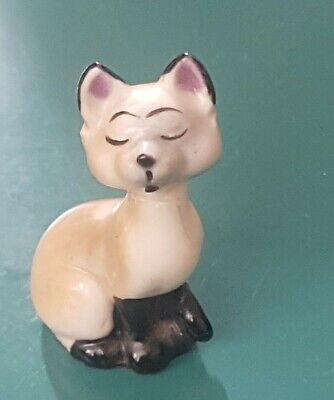 £8.99 • Buy Vintage WADE 1950 - 60s DISNEY AM The Hat Box Series -The Aristocats + Thumper!