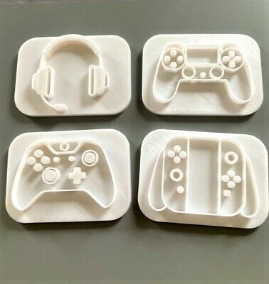 £11.99 • Buy  Gaming Controller Embossing Stamps / Fondant / Icing