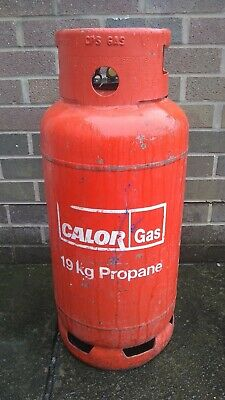 £15 • Buy 19kg Propane Calor Gas Bottle Barbeque Patio Heating Camping Empty Bottle