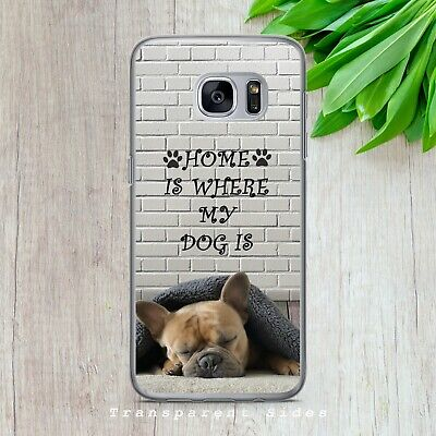 $ CDN10.21 • Buy French Bulldog Paw Pupppy Quote Hard Phone Case Cover For Iphone Samsung Huawei