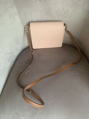 AU54 • Buy Oroton Cross Body Bag Pink And Tan Strap Best Offer . Must Sell