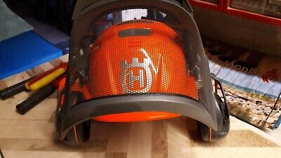 £25 • Buy Chainsaw Helmet Not Used Only Put Together To Make Sure All Bits Were There.