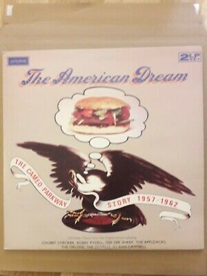 £7 • Buy The American Dream The Cameo Parkway Story 1957-1962 12  Vinyl Double Lp 1976...