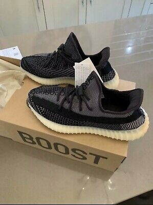 $ CDN199.64 • Buy Adidas Yeezy Boost 350 V2 Carbon Size 8.5 NWT Never Worn - No Reserve