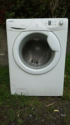 £25 • Buy Hoover Optima OPHS712DF 7kg Washing Machine . Fully Working Will Need Bearings