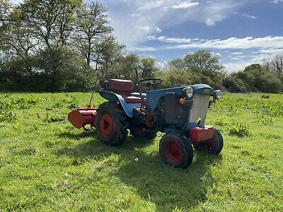 £2000 • Buy Gutbrod Compact Tractor And Rotavator