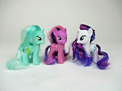 £14.15 • Buy My Little Pony Collectable Action Figures 9 Pony's W/Princess Cars
