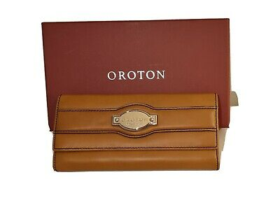 AU65 • Buy Oroton Wallet Tan, Ladies Brand New ⭐