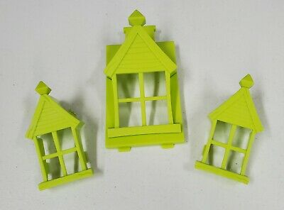 £9.45 • Buy Scooby Doo Replacement Upper Windows  For The Mystery Mates Haunted Mansion