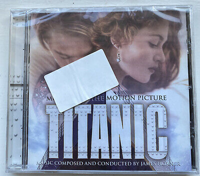 £2.99 • Buy [Music CD] James Horner - Titanic (Music From The Motion Picture) Sealed!