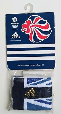 £2 • Buy Adidas Olympics London 2012 Team GB Gold Wrist-band - Official Product - NEW.