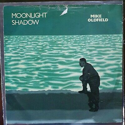 £1.20 • Buy Vinyl 7  Record: MOONLIGHT SHADOW - MIKE OLDFIELD  1983