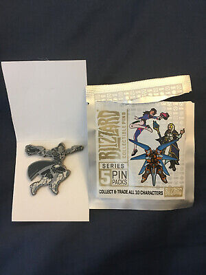 AU12.86 • Buy Blizzard Collectible Pins Series 5 Overwatch Reaper (color)