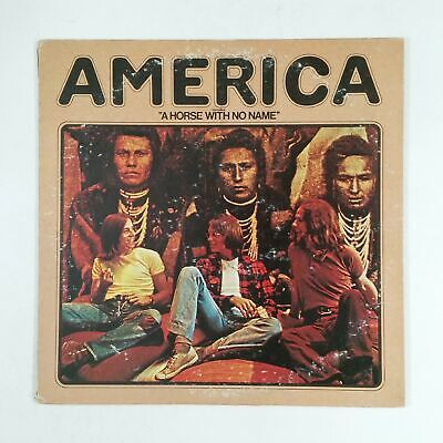 £12.29 • Buy AMERICA S/t BS2576 LP Vinyl VG+nr++ Cover VG+ Co Sleeve  HORSE WITH NO NAME 1971