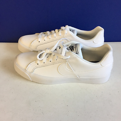$ CDN47.18 • Buy Nike Womens Ebernon A02810-102 Lace Up Low Top White Fitness Shoes Size 8.5