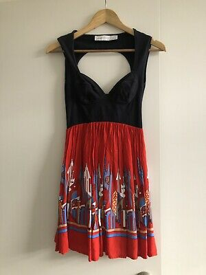 AU45.76 • Buy Alice Mccall 6 Dress With Back Cut Out Euc