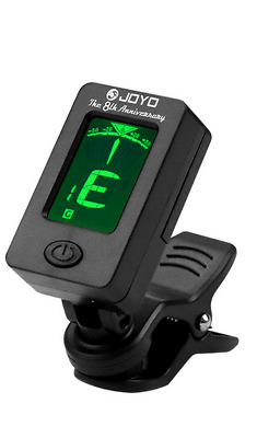 AU11.68 • Buy Clip-on Electronic Digital Guitar Tuner With Multifunction LCD Electronic Digita