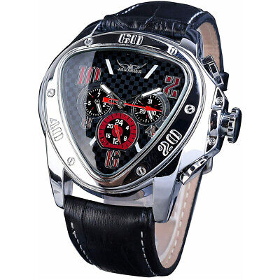 £18.99 • Buy Mechanical Men Watches Triangular Wristwatches For Dad Men Father's Day Gift UK