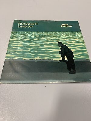 £2.50 • Buy Mike Oldfield Moonlight Shadow/Rite Of Man VS586 Virgin Vinyl Collectable