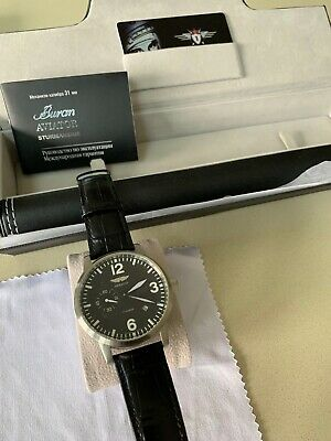 £175 • Buy Aviator Poljot Wrist Watch *Limited Edition *Caliber 3105* Excellent Condition