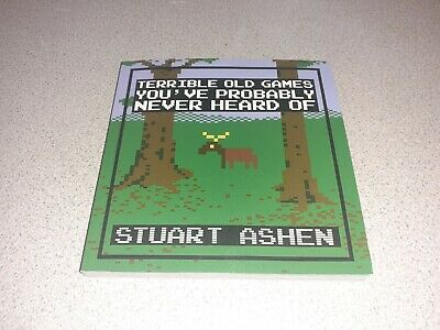 £0.99 • Buy Terrible Old Games You've Probably Never Heard Of By Stuart Ashen - Paperback