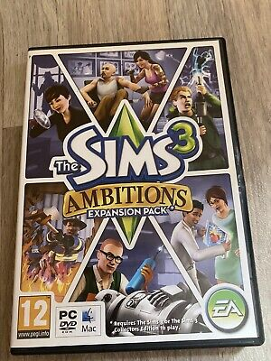 £4.99 • Buy The Sims 3 Ambitions Expansion Pack (PC: Mac And Windows, 2010)