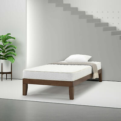 $ CDN129.33 • Buy 6 Inch Innerspring Mattress TWIN Size Bed Extra Firm Quilted Viscolatex Foam NEW