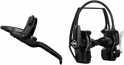 $106.99 • Buy Magura HS22 Linear Pull Brake And Lever - Front Or Rear, 3-Finger Lever Blade,