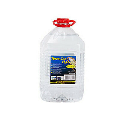 £12.28 • Buy Lucky Reptile Terra-Tec H2O 5litre For Fish Aquariums And Reptile Misters