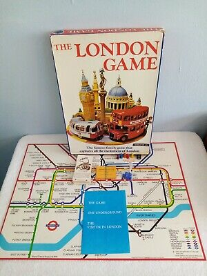 £9.95 • Buy The London Game , BAMBOLA TOYS, Vintage Board Game 1972