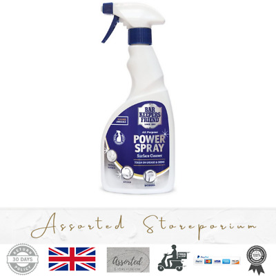 £4.59 • Buy Bar Keepers Friend Stain Remover Power Cream Multi Surface Cleaner Clean Restore