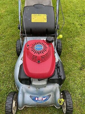 """£450 • Buy Honda Izy Self Propelled Lawn Mowers X2 Available 16"""" Cutting Deck And 2x 18"""""""