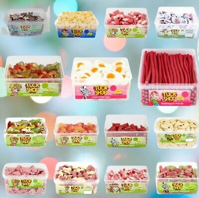 £5.25 • Buy Tuck Shop Pick N Mix Tub Sweets Wholesale Discount Candy Box Party