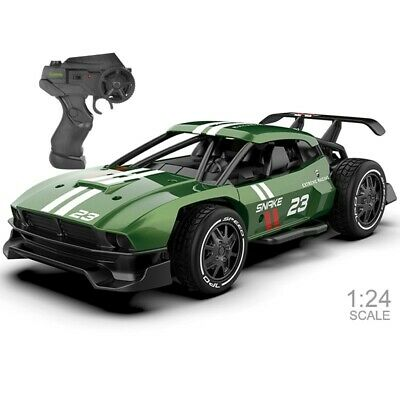 £44.38 • Buy High Speed RC Drift Racing Car 1:24 2.4Ghz 4WD Off-Road Remote Control Toy Gift