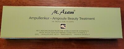 $30 • Buy Ampullenkur M. Asam Ampoule Beauty Treatment 14 Day , New In Packaging