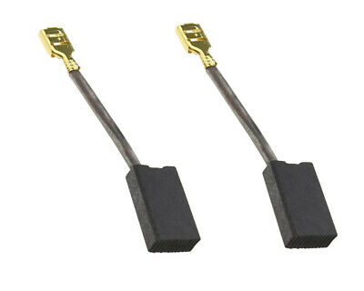 £3.95 • Buy Carbon Brushes For HILTI Saw WSC 255 MARKSMAN 66037c NUTOOL NTPG230 Ntp D124