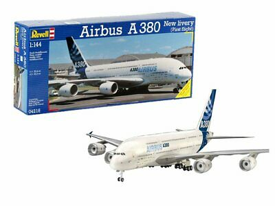 £26.95 • Buy Revell 04218 Airbus A380-800 New Livery First Flight /144 Scale Plastic Kit
